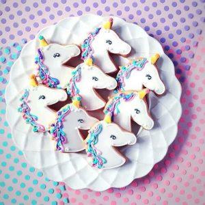 Pâtisseries licornes 8