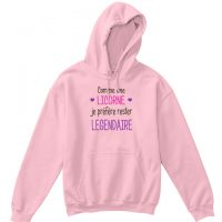hoodie enfant - Licorne légendaire