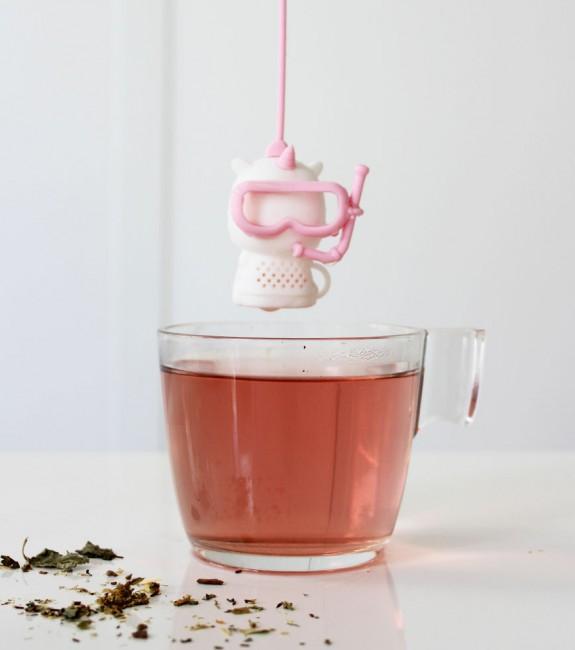 Infuseur à thé «Elodie la licorne»- L'avant Gardiste