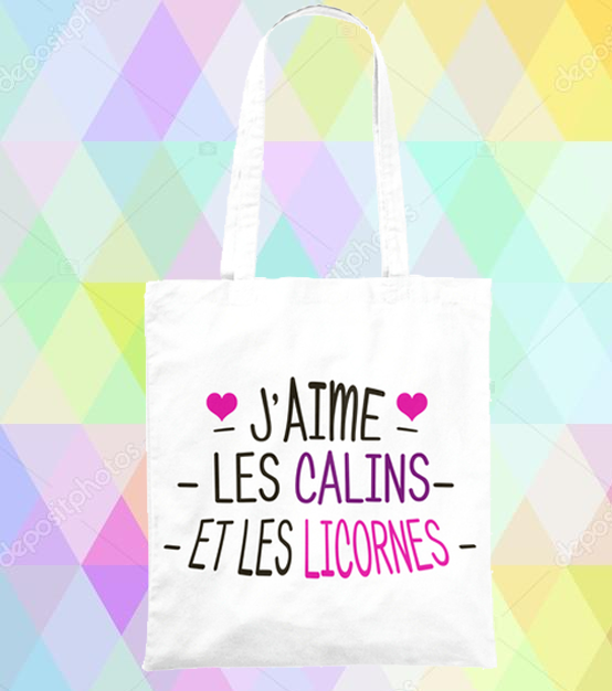 Sac à Dos – Cartable Licorne
