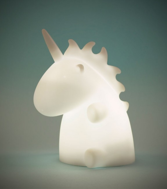 Veilleuse licorne l 39 avant gardiste little licorne for Decoration maison licorne