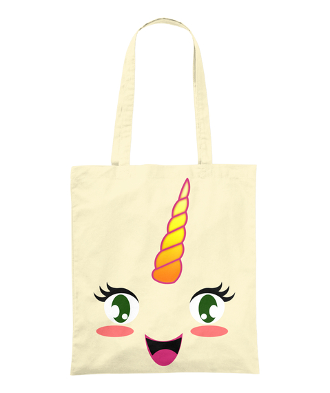 Sac Licorne - Unicorn Kawaii