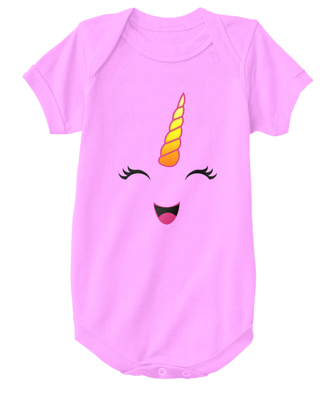 Body Licorne - Unicorn Kawaii