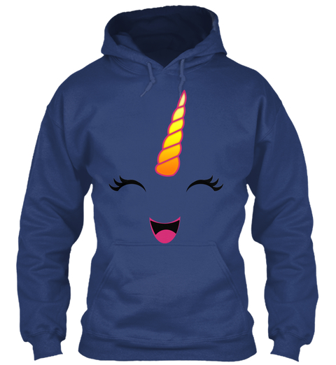 Hoodie Licorne – Unicorn Kawaii