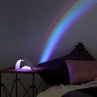 Projecteur d'Arc-en-ciel - Lumière veilleuse Licorne - L'Avant Gardiste