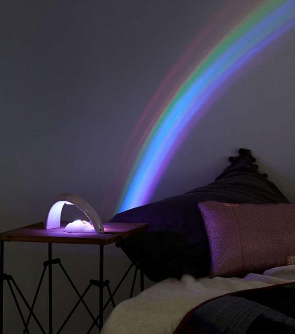 Projecteur d'Arc-en-ciel – Lumière veilleuse Licorne