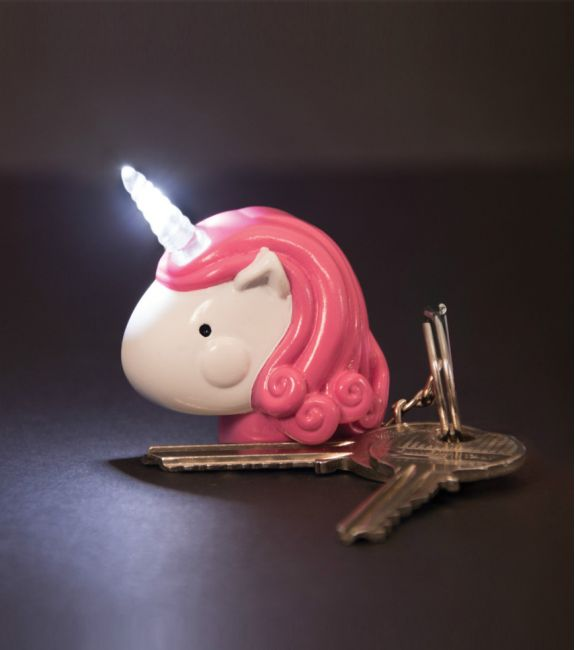 Porte-clés licorne lumineux – L'Avant Gardiste