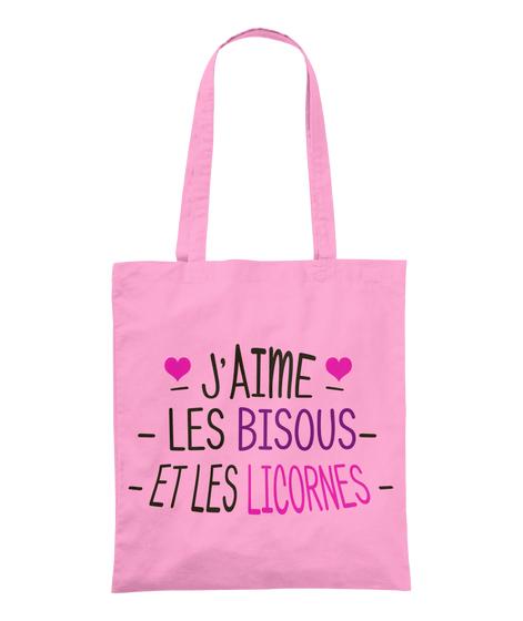 sac- Bisous et licornes