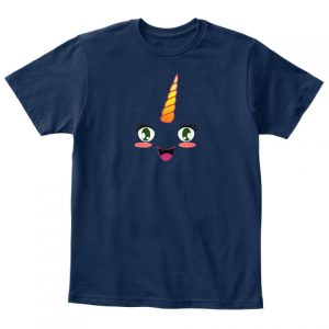 T-shirt enfant Licorne - Unicorn Kawaii